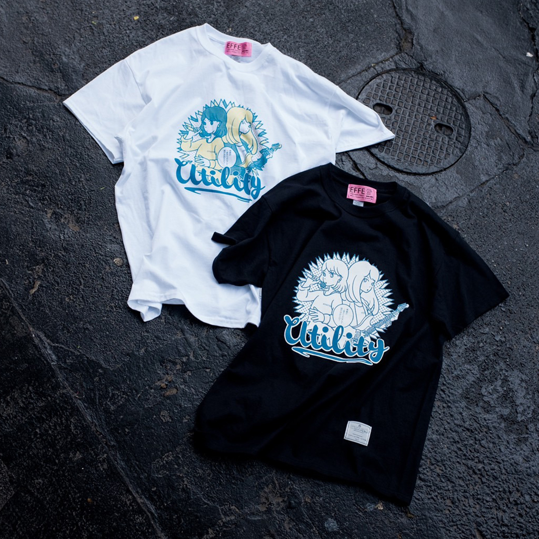 EFFECTEN×並河泰平 collaboration s/s 2020summer「Youth」
